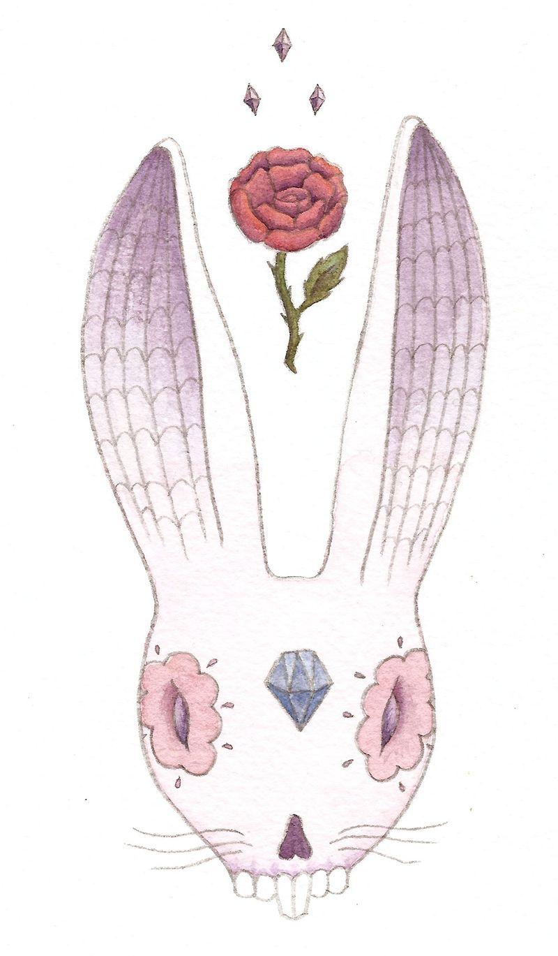 28-rabbit-sugar-skull