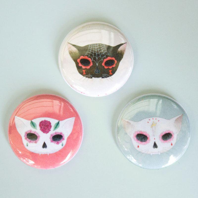 10-sugar-skull-buttons