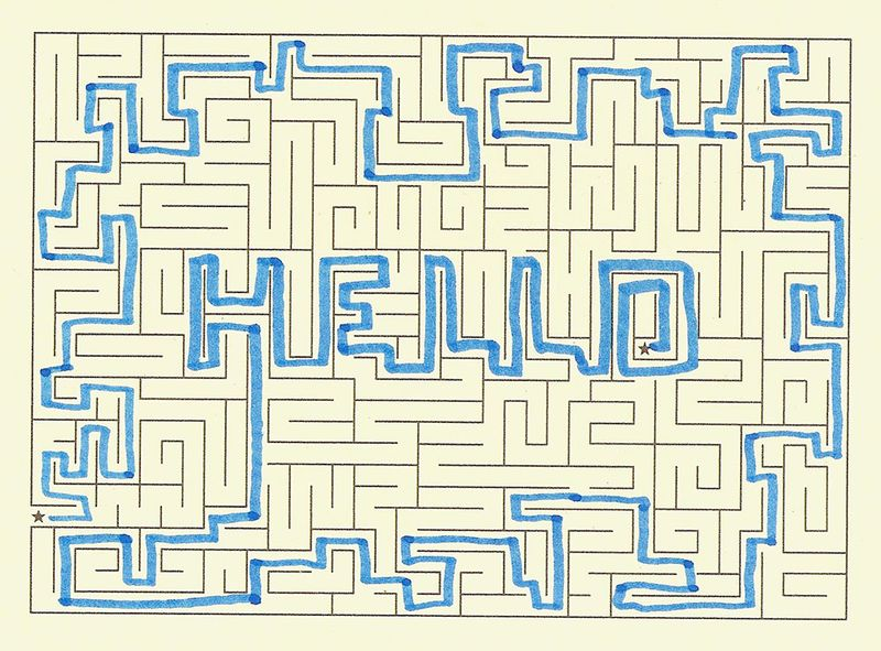 26-maze-hello